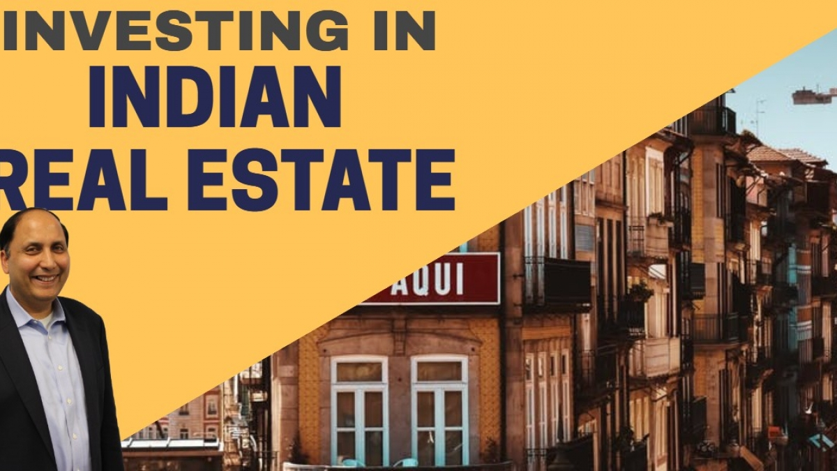Investing in Indian Real Estate