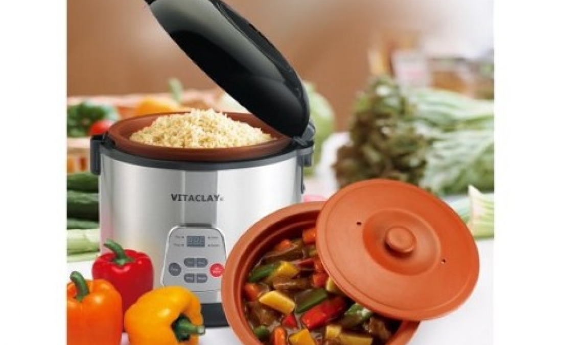 Win High End Slow Clay Cooker