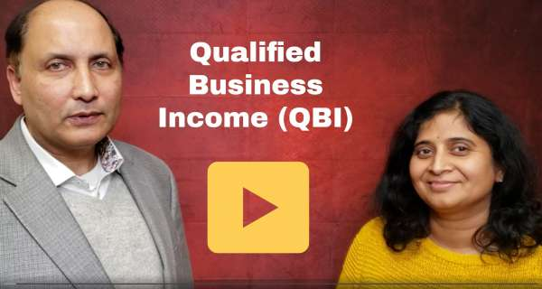 Qualified Business Income Deduction (QBI)