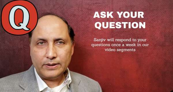 Ask your question and get a video response by Sanjiv Gupta CPA