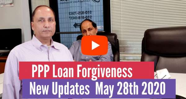 New Update on PPP Loan Forgiveness