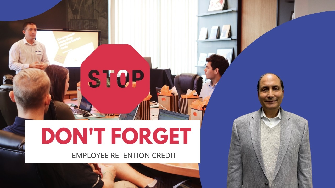 Employer don't forget the employee retention credit