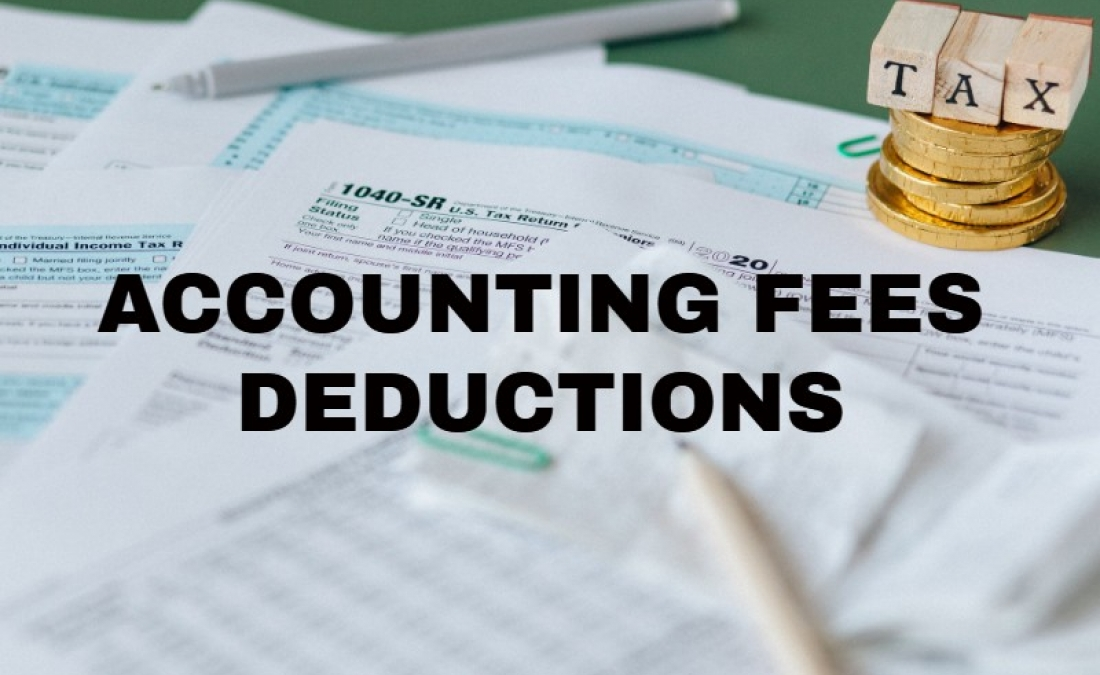 Can I Deducted My Accounting Fees?