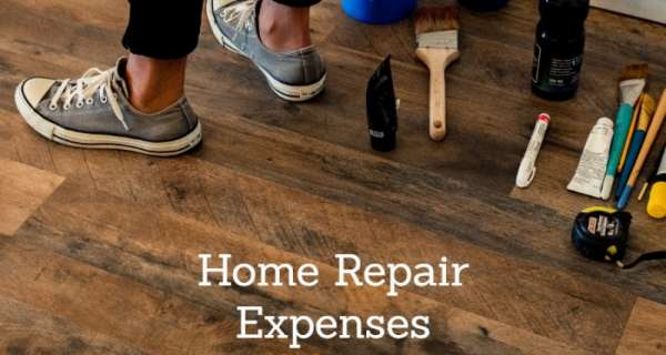 Can you deduct home repair expenses?