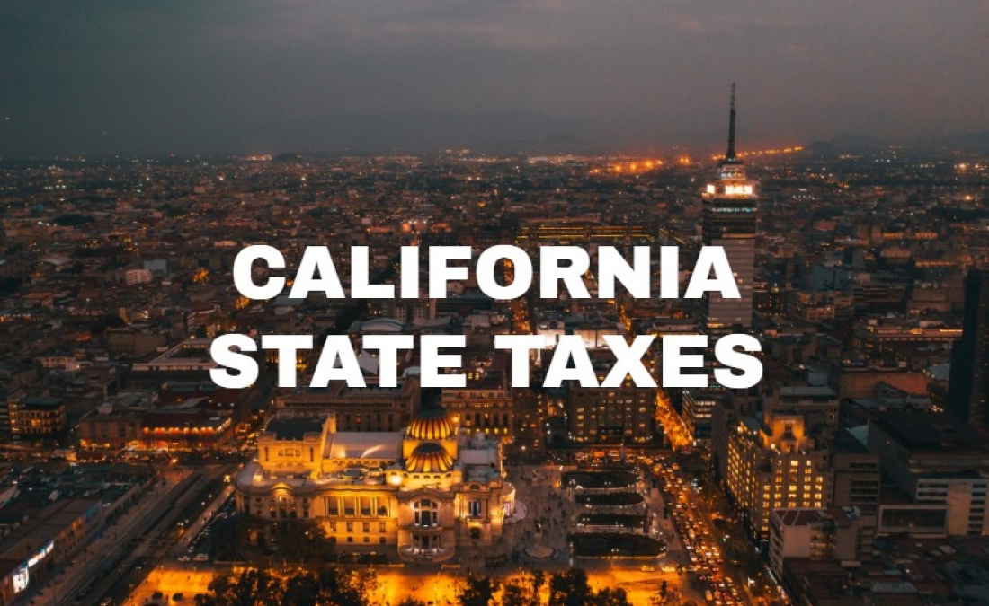 Who can avoid paying California State Taxes?