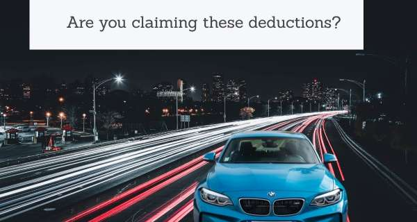10 Things You Might Not Know Were Tax Deductions